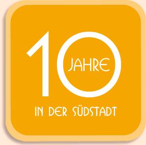10 Jahre in der Stüdstadt