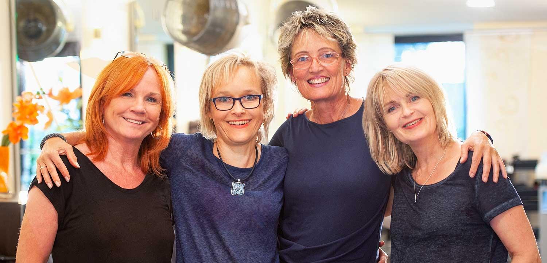 Das Team von Friseur Siepert
